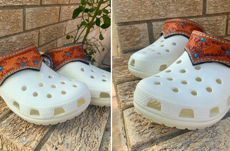 ranching cowboy crocs