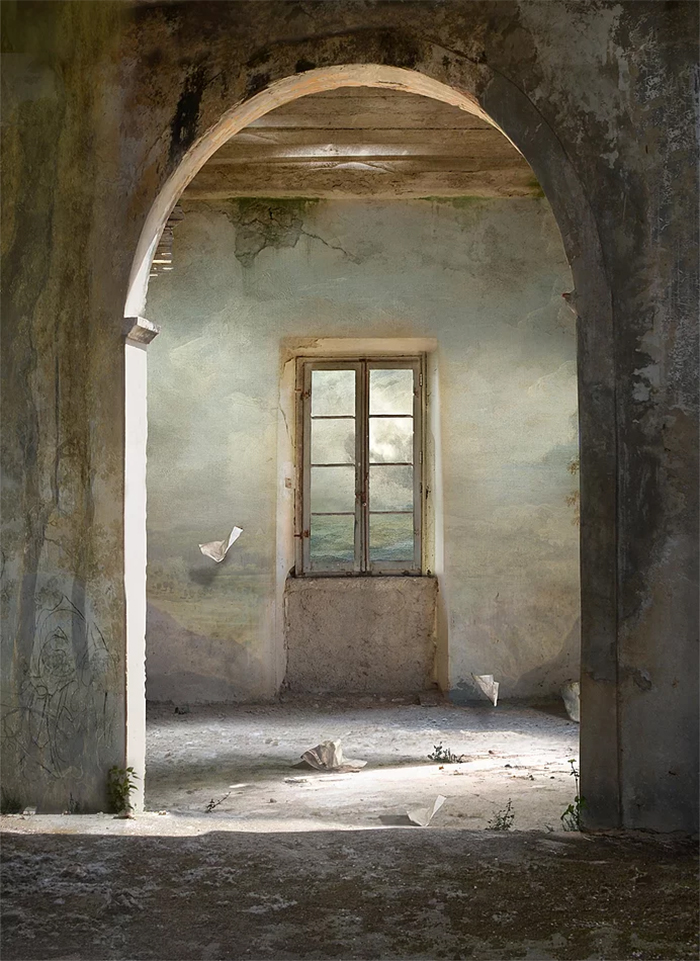 suzanne moxhay photomontages dormer