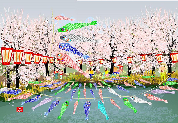 tatsuo horiuchi boys festival
