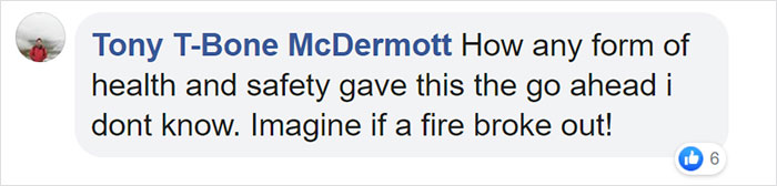 tony t-bone mcdermott facebook comment on the flaming lips concert