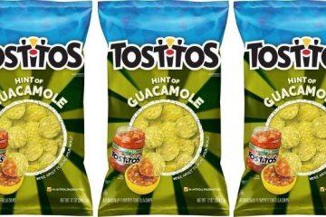 tostitos guacamole-flavor