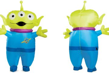toy story inflatable alien costume