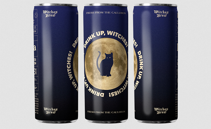 witches brew canned white wine