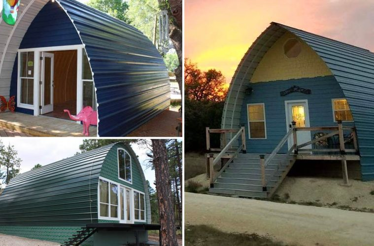 Arched Tiny Homes