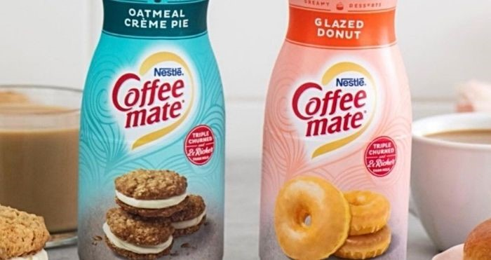 Coffee Mate's Natural Bliss