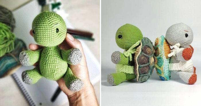 DIY crochet patterns