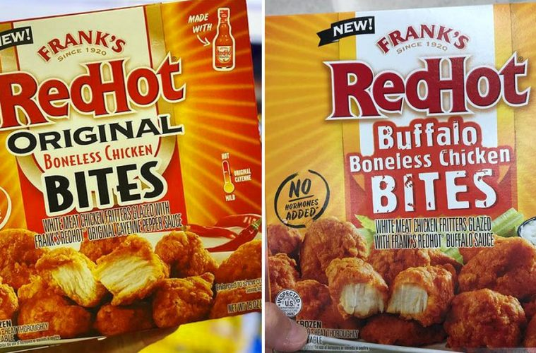 Frank's RedHot Boneless Chicken Bites