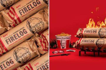 KFC Firelog