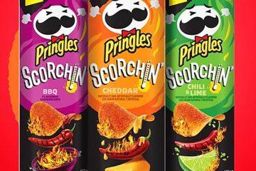 Pringles Scorchin