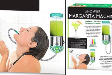 Shower Margarita Machine