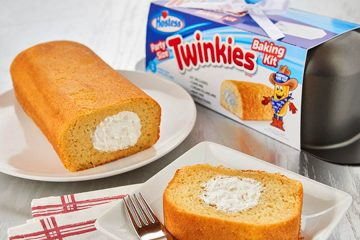 Twinkies baking kit