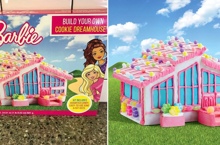 barbie cookie dreamhouse