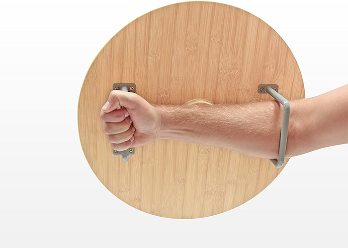 bedside table self-defense weapon