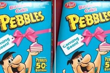 birthday cake pebbles cereal