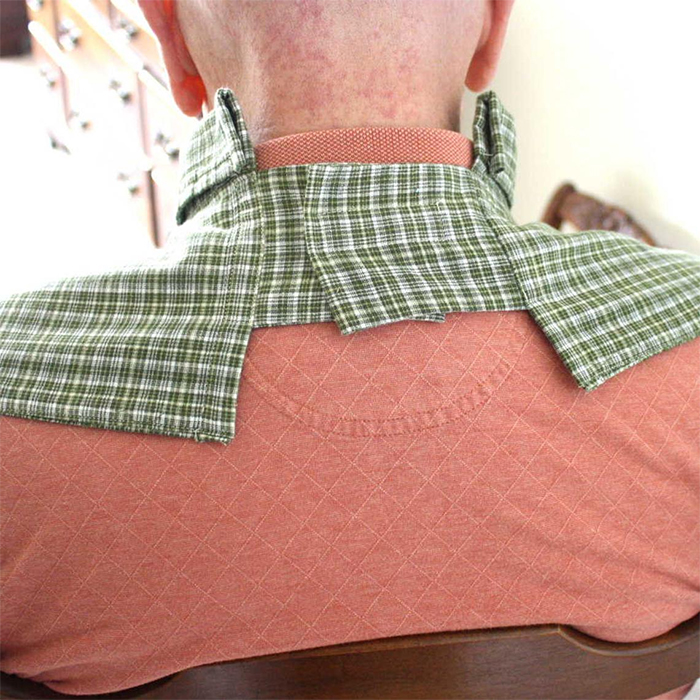 clothing protector for older people
