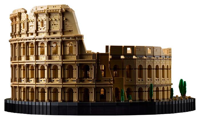colosseum brick toy