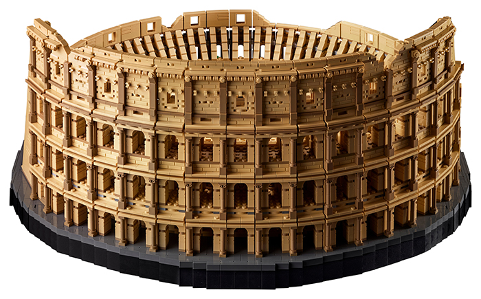 colosseum building block