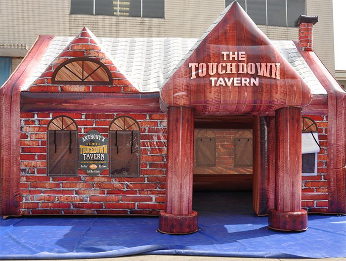 customizable inflatable pubs the bar