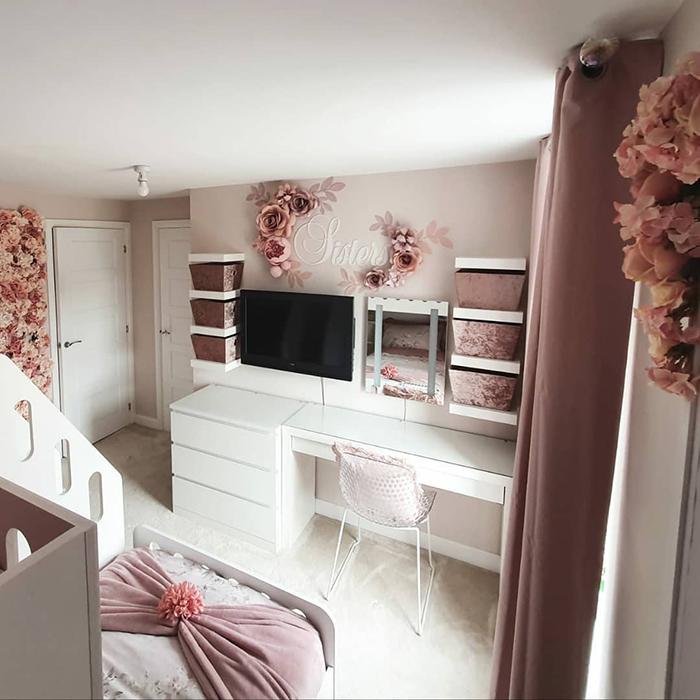 diy room makeover for girls