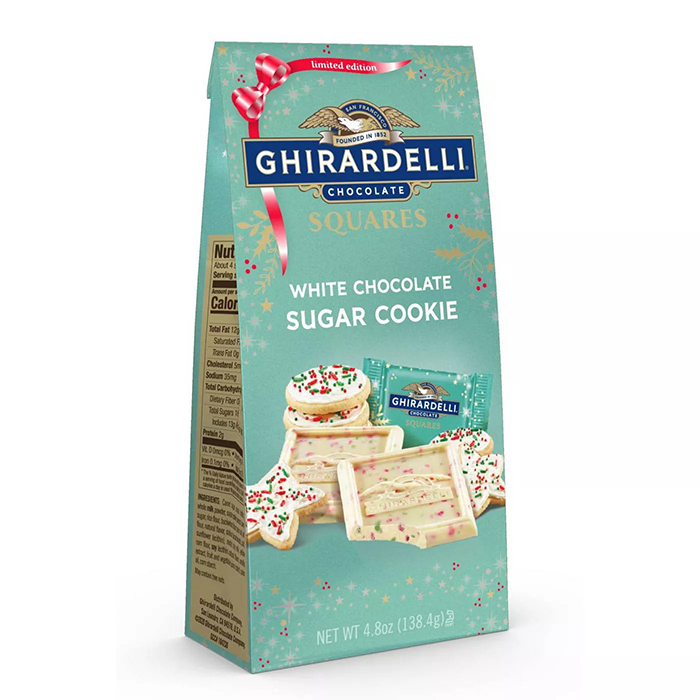 ghirardelli holiday edition chocolate squares