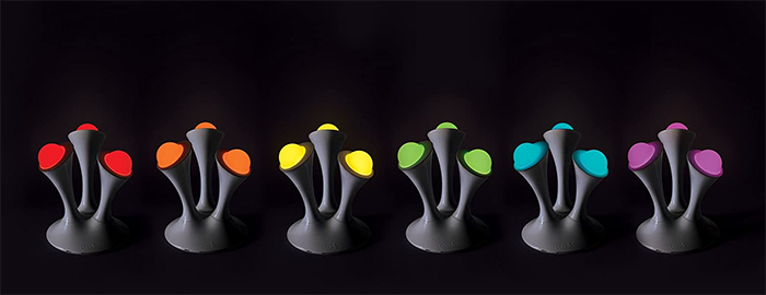 glowing balls nightlight lamp color-changing