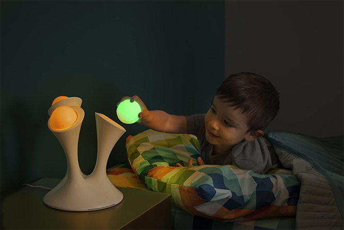 glowing balls nightlight lamp