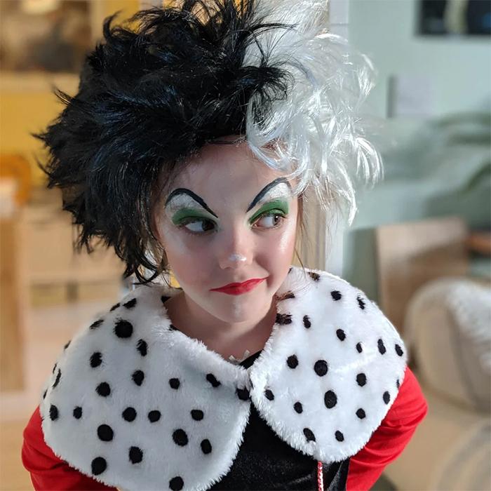 halloween costume ideas cruella de vil