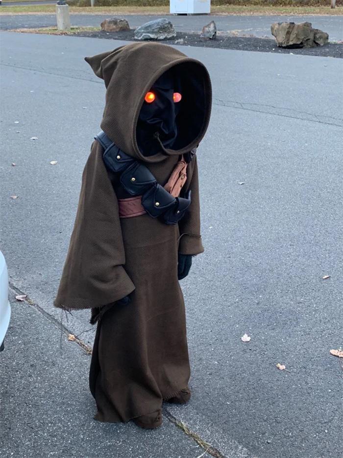 halloween costume ideas jawa star wars