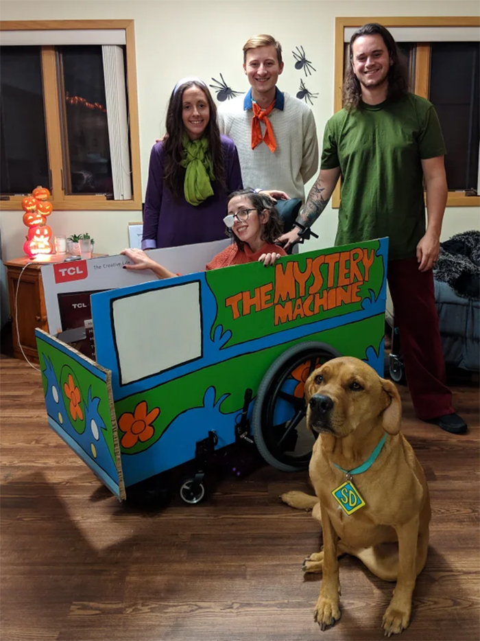 halloween costume ideas scooby doo and friends