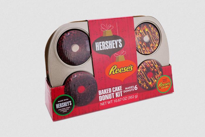hershey's reese's donut kit