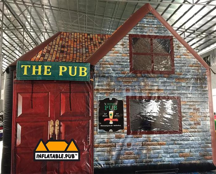 inflatable pubs matt molloy