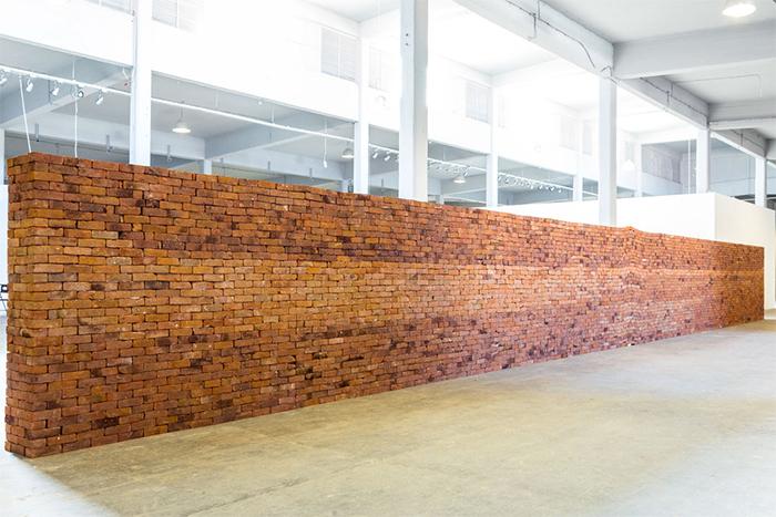 jorge mendez blake the castle mortarless wall