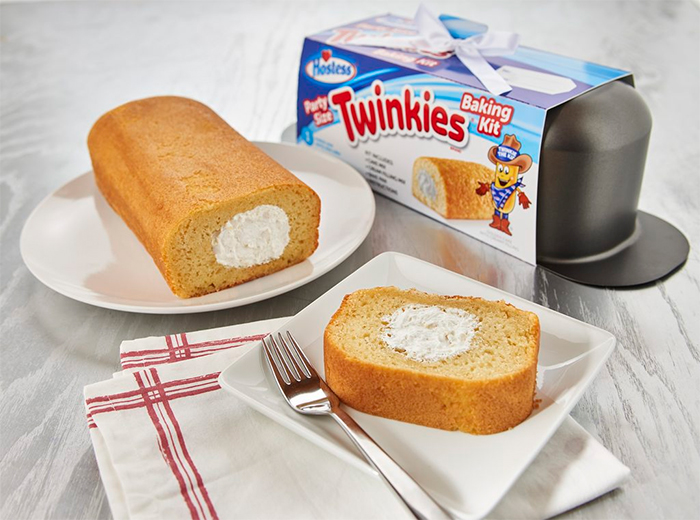 make your own giant twinkie