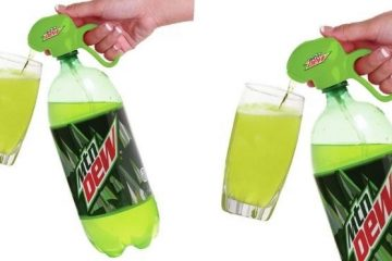 mountain dew dispenser