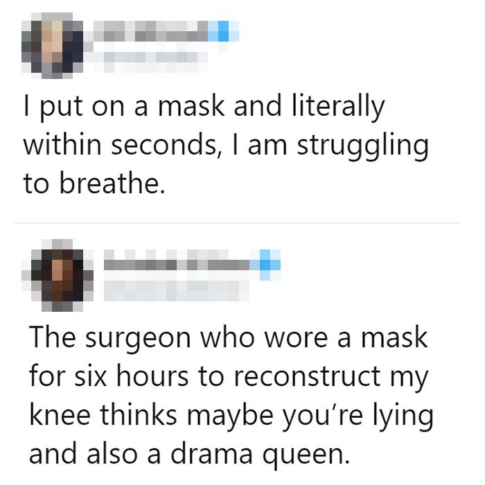 notorious comebacks face mask struggle