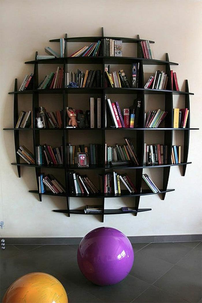 parametric round shelf plan