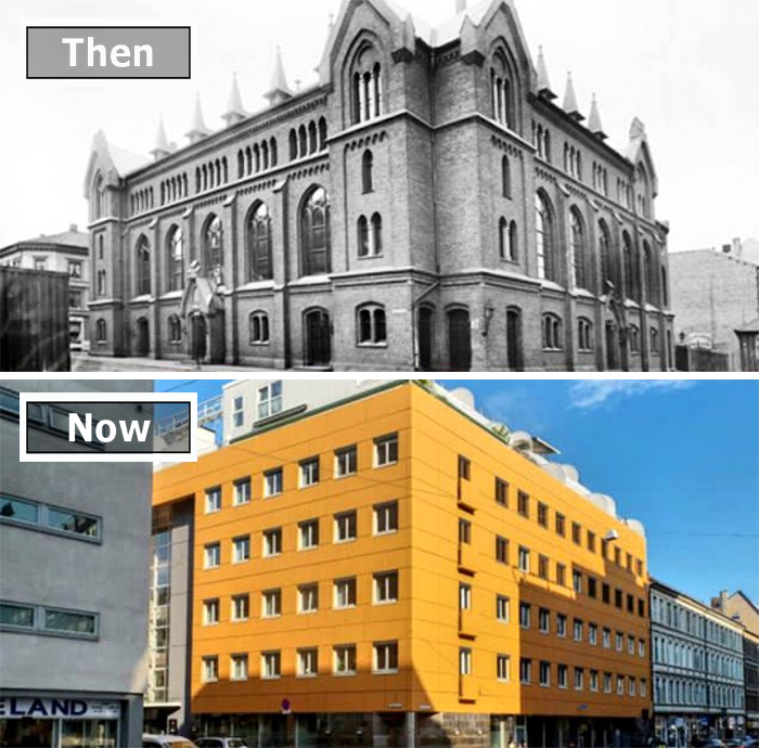 renovated buildings fail norwegian structure