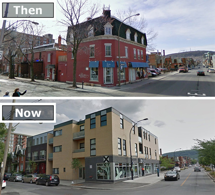 renovated buildings fail quebec structure