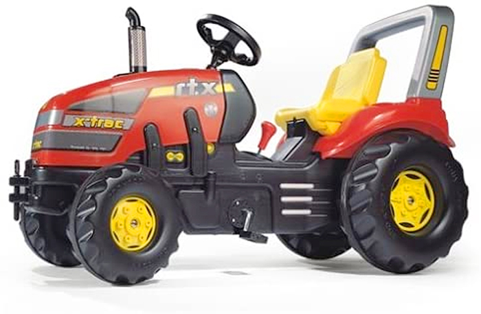rolly toys x-trac tractor