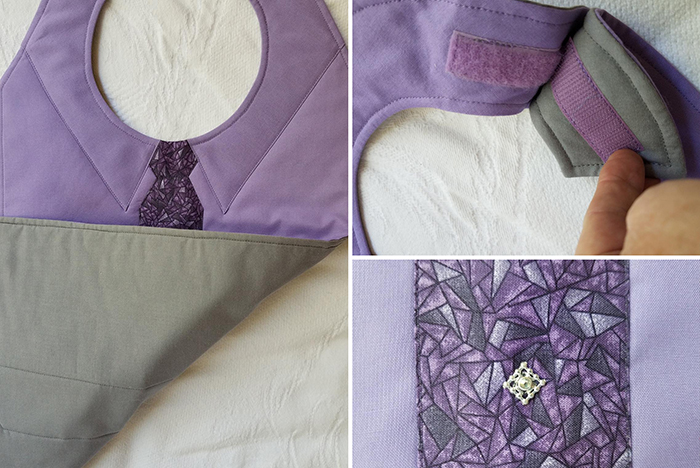 shirt protector for older people