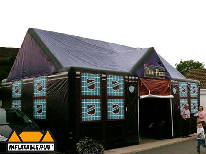 the tavern portable backyard bar