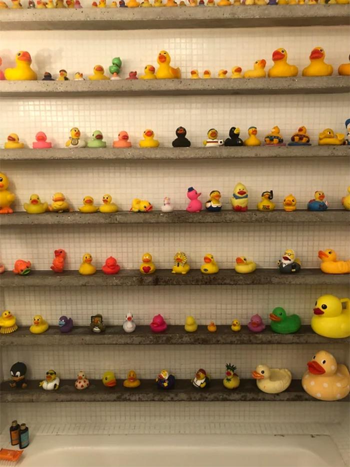 unique collectibles rubber duckies