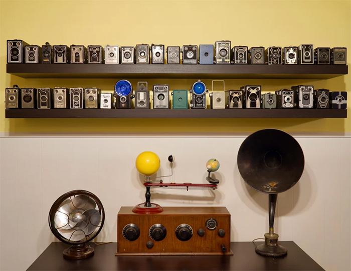 unique collectibles vintage cameras