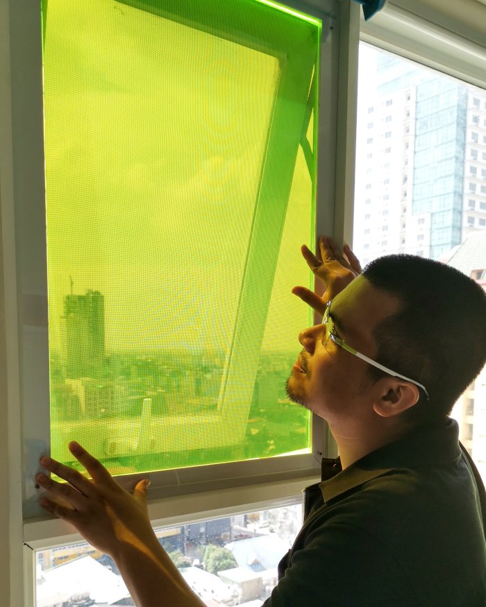JDA Sustainability Award 2020 AuREUS solar panels can replace glass windows
