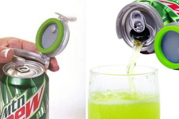 Mountain Dew Can Pump And Fizz keeper