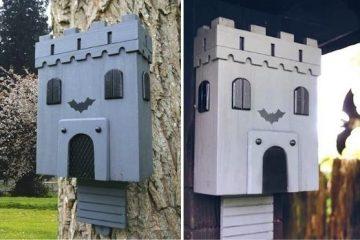 bat castle