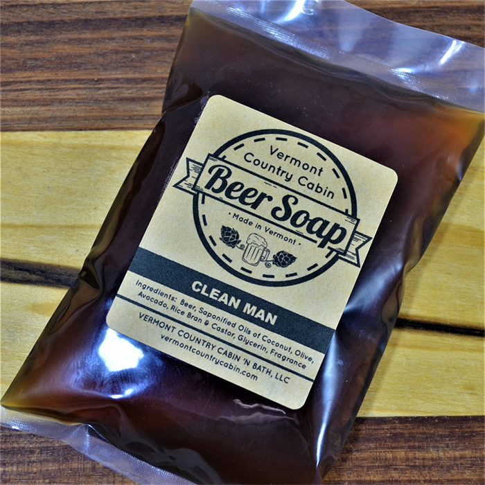 beer liquid soap