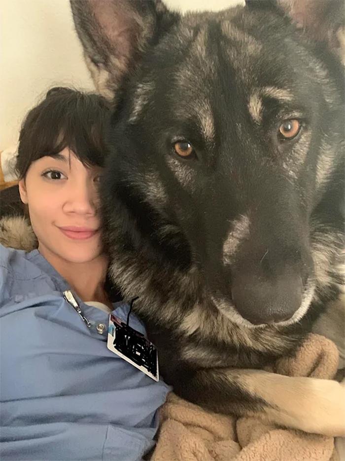 big dogs large head