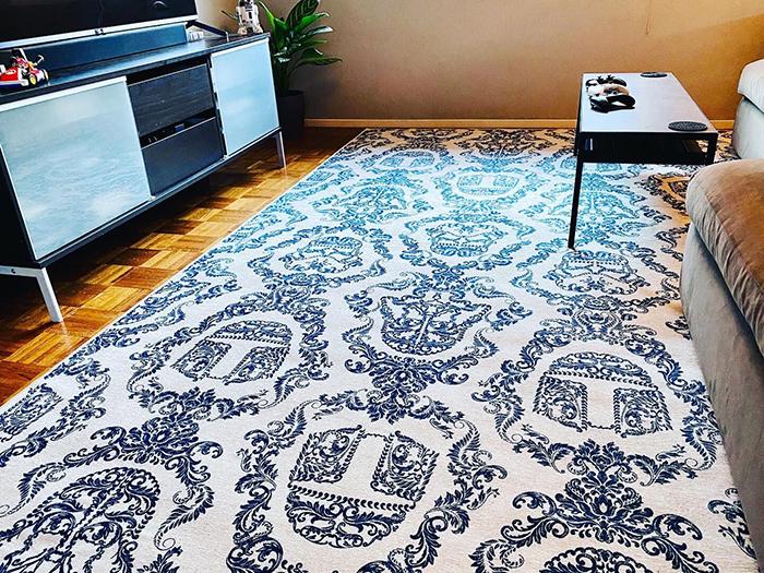brian altano ruggable floor mat
