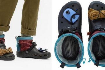 camping crocs